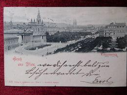 AUSTRIA / WIEN - VIENNA 2./ 1897 (AB31) - Vienna Center