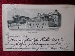 AUSTRIA / WIEN - VIENNA 3./ 1897 (AB31) - Vienna Center