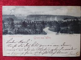 AUSTRIA / WIEN - VIENNA 4./ 1897 (AB31) - Vienna Center