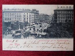 AUSTRIA / WIEN - VIENNA 5./ 1897 (AB31) - Vienna Center