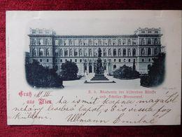 AUSTRIA / WIEN - VIENNA 6./ 1897 (AB31) - Vienna Center