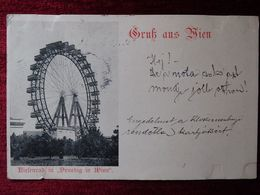 AUSTRIA / WIEN - VIENNA 7./ 1897 (AB31) - Vienna Center