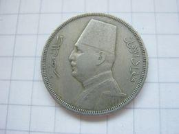 Egypt , 5 Miliemes 1354 (1935) H - Egypte