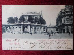 AUSTRIA / WIEN - VIENNA 9./ 1897 (AB31) - Vienna Center