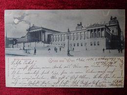 AUSTRIA / WIEN - VIENNA 11./ 1897 (AB31) - Vienna Center