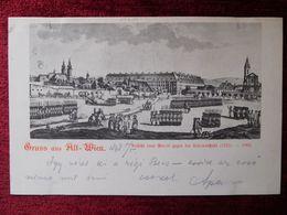 AUSTRIA / WIEN - VIENNA 12./ 1898 (AB31) - Vienna Center
