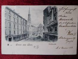 AUSTRIA / WIEN - VIENNA 13./ 1898 (AB31) - Vienna Center