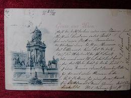 AUSTRIA / WIEN - VIENNA 14./ 1898 (AB31) - Vienna Center
