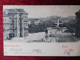 AUSTRIA / WIEN - VIENNA 15./ 1898 (AB31) - Vienna Center