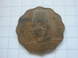 Egypt , 5 Miliemes 1362 (1943) - Egypte