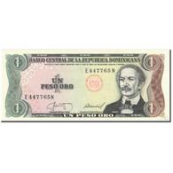 Billet, Dominican Republic, 1 Peso Oro, 1987, 1987, KM:126a, SPL+ - República Dominicana