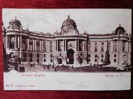 AUSTRIA / WIEN - VIENNA 28./ 1899 (AB31) - Vienna Center