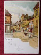 AUSTRIA / WIEN - VIENNA 29./ 1899 (AB31) - Vienna Center