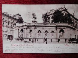 AUSTRIA / WIEN - VIENNA 30./ 1899 (AB31) - Vienna Center