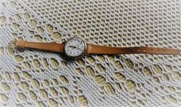 Montre  -  Bracelet  D'origine Beige - Bijoux & Horlogerie