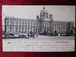 AUSTRIA / WIEN - VIENNA 34./ 1899 (AB31) - Vienna Center