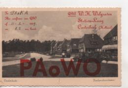 .CPA.Cartes QSL.PAoWO.1939.Osterbeek.Hartsteinlaan.Welgraven.To PAOKA - Radio Amateur