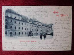 AUSTRIA / WIEN - VIENNA 37./ 1902 (AB31) - Vienna Center