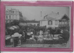 92.- MEUDON .- CAFE RESTAURANT Maison Demongeot - Meudon