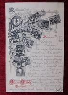 AUSTRIA / WIEN - VIENNA 38./ 1903 (AB31) - Vienna Center