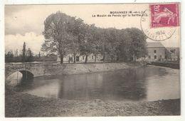 49 - MORANNES - Le Moulin De Pendu Sur La Sarthe - 1934 - Autres Communes