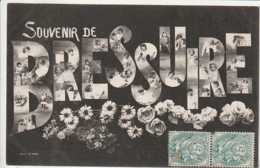 *** 79  *** Souvenir De Bressuire Lettrage Multi-vues TTBE - Bressuire