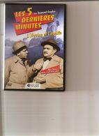 DVD 5 DERNIERES MINUTES - - DVDs