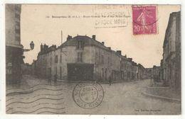 49 - BEAUPREAU - Haute-Grande-Rue Et Rue Notre-Dame - 1932 - Autres Communes
