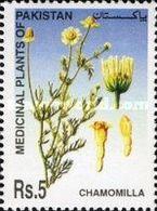 MNH STAMPS Pakistan - Medical Plants  - 2006 - Pakistan