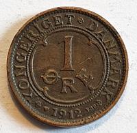 Denmark 1 Ore 1912 - Denemarken