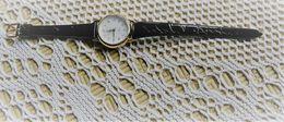 Montre  Mécanique -  Bracelet  D'origine Noir - Bijoux & Horlogerie