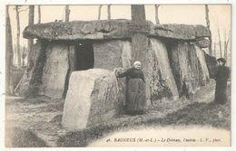 49 - BAGNEUX - Le Dolmen, L'Entrée - LV 46 - Autres Communes
