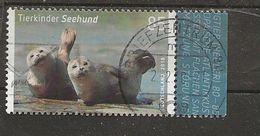 Tierkinder.Dent.13½:13¾ - Used Stamps