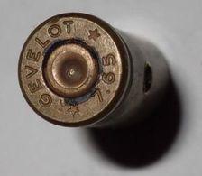 Douille Neutralisée - 7,65mm - Gevelot Amorce Berdan - Armi Da Collezione