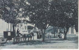 ITALIA - TERME DI AGNANO (napoli) - Leggi Testo, Animata, Viag.1912 - 2020-C-112,113 - Italia