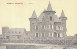 50 - PLAGE De BARNEVILLE / LE CHATEAU - Barneville