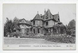 HENNEQUEVILLE - Propriete De Madame Rejane, Petit Manoir - Trouville
