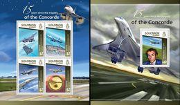 Salomon 2015, 15th Concorde Tragedy, 4val In BF +BF - Concorde