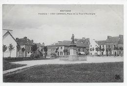 CARHAIX - Place De La Tour D'Auvergne - Carhaix-Plouguer