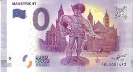 BS-06 - MAASTRICHT - La Statue Du Mousquetaire D'Artagnan 2017-1 - EURO