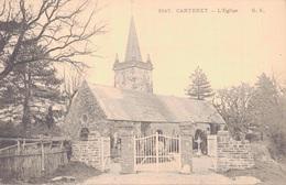 50 - CARTERET / L'EGLISE - Carteret