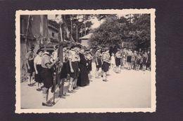 Photo Ancienne Scoutisme Scout éclaireur  à Identifier - Scoutismo