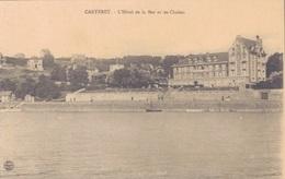 50 - CARTERET / L'HÔTEL DE LA MER ET LES CHALETS - Carteret