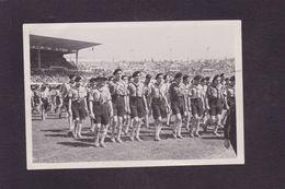 Photo Ancienne Scoutisme Scout éclaireur  à Identifier Cachet Photographe Marseille Au Dos - Scoutismo