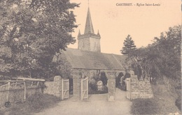 50 - CARTERET / EGLISE SAINT LOUIS - Carteret