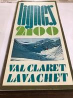 Tignes Val Claret La Vachet - Folletos Turísticos
