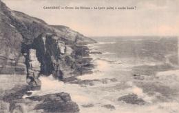 50 - CARTERET / GROTTE DES SIRENES - LE PETIT PUITS A MAREE HAUTE - Carteret