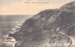 50 - CARTERET / FALAISES - LE SENTIER DES DOUANIERS - Carteret