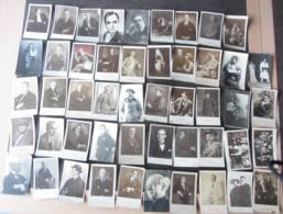 LOT De 45 CPA  ARTISTES  Masculins -  Lire Descriptif - 1 Scan - Kabarett