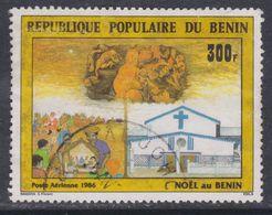 Bénin PA  N° 363  XX Noël  Oblitération Légère, TB - Bénin – Dahomey (1960-...)